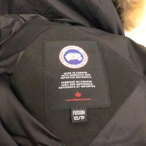 0464497ee925 Canada Goose Jackets   Coats - Canada Goose ROSSCLAIR PARKA FUSION FIT XS